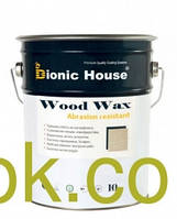 Bionic-House WOOD WAX - Восковая краска для дерева 10 л