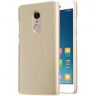 Nillkin Frosted золотой Xiaomi Redmi Note 4x + пленка