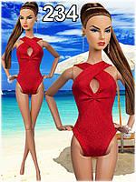 Одежда для кукол Барби (купальник)