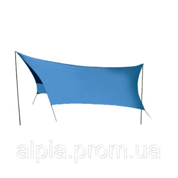 Туристический тент навес Sol SLT-036.06 Blue 4.4x4.4