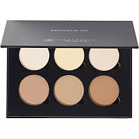 Палитра сухих корректоров для лица Anastasia Beverly Hills Contour Kit Tan to Deep