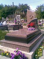Надгробие из гранита