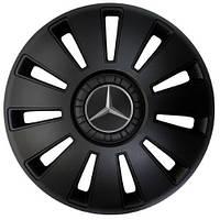 Колпаки колесные REX MERCEDES R15 черные