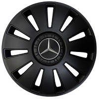 Колпаки колесные REX MERCEDES R16 черные