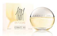 Женская туалетная вода Cerruti 1881 En Fleurs (воздушный, очаровательный, игривый и очень красивый аромат)