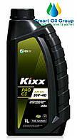 Моторное масло KIXX PAO 5W-40 1л (API SN/CF/С3)