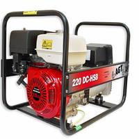 WAGT 220 DC HSB сварочный генератор