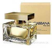 The one  Dolce & Gabbana или Амуро602 парфюм женский 50мл