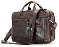 Мужская сумка JASPER & MAINE 7093C коричневая