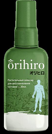 Orihiro - спрей для восстановления суставов (Орихиро)