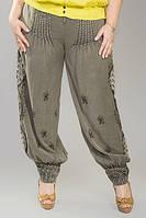 Брюки женские  в восточном стиле ( БР 301-2), хлопок 100%, интернет магазин женской одежды.