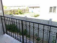 Кованые балконные ограждения, фото 1