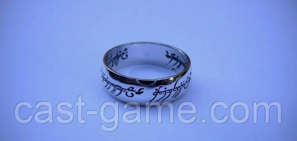209eff68aebe Серебряное кольцо Всевластия - CAST ювелирная мастерская в Харькове