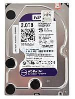 Жёсткий диск 2Tb WD20PURX (партнёр Hikvision)