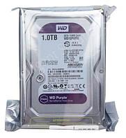 Жёсткий диск 1Tb WD10PURX (партнёр Hikvision)