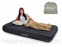 Односпальный надувной матрас Intex 66767 (191 cм х 99 см)