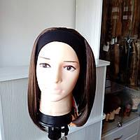 Искусственный парик каре
