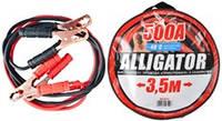 Провода прикуривания CarLife Alligator 500A BC652
