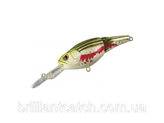 Воблер Nomura Bass Joint 62мм 10.5гр. цвет-007 (BLOODY FISH)