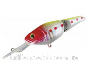 Воблер Nomura Bass Joint 62мм 10.5гр. цвет-109 (RED DOTS)
