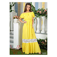 Женское платье (42-44, 46-48, 50-52, 54-56) — штапель купить оптом и в Розницу в одессе  7км