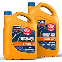 Моторное масло YUKO Dynamic 10w40 5л SF/CC