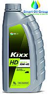 Моторное масло для дизельных двигателей KIXX HD CG-4 10W-40 1л