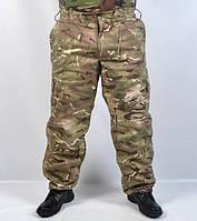 Штаны камуфляжные для военнослужащих утепленные MultiCam