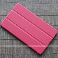 Чехол Slimline Portfolio для Huawei Mediapad M3 Hotpink