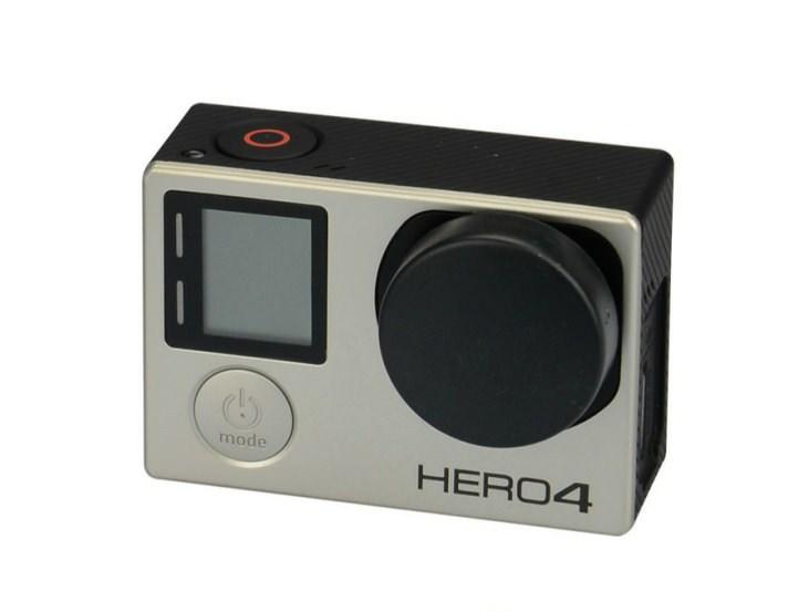Крышка на объектив для экшн-камеры GoPro Hero 3 / 3+ / 4