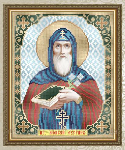 VIA4110. Преподобный Моисей Угрин, Печерский