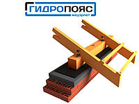 Гидропояс PVC для мауерлата (0,3х30)