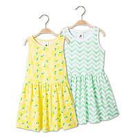 Платье детское яркое для девочки Palomino 2-5 лет