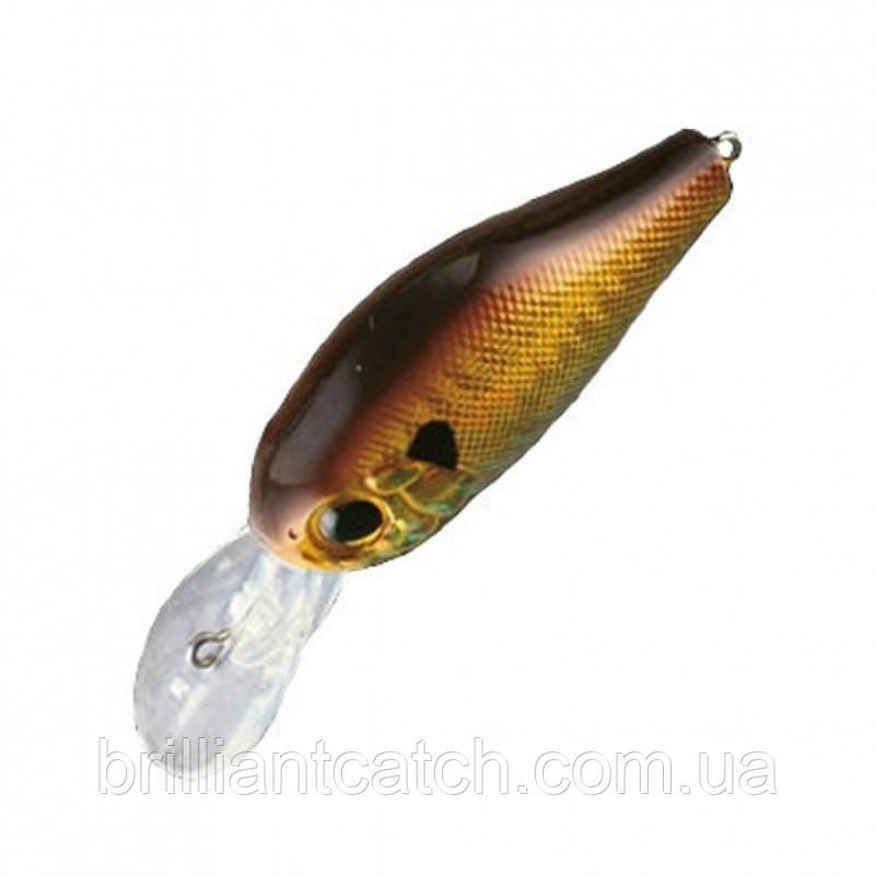 Воблер Nomura Crank 60мм 11гр. цвет-124 (SILVER GOLD)