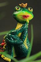 Садовая фигура Царевна Лягушка