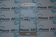 Стекло корпуса для мобильного телефона Samsung A3 A320 золотое