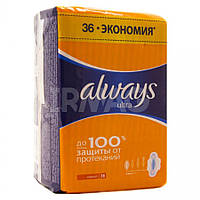 "Прокладки ""Always"" Ultra Normal 4к 36шт/-330/"