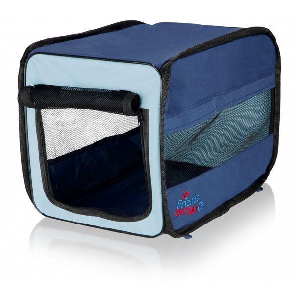 """Trixie TX-39693 Сумка - переноска """"Twister"""" складна для кішок і собак 50 × 52 × 76 cm"""