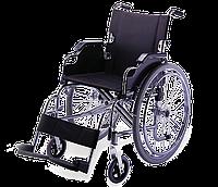 Инвалидная коляска механическая с фиксированной подставкой для ног
