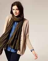 Шарф: история моды в полоске ткани