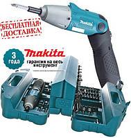 Аккумуляторная отвертка Makita 6723DW