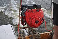 Болотоход лодочный мотор MRS-24 hp (24 л.с.)