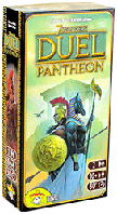 Настольная игра 7 Wonders: Duel – Pantheon (7 Чудес: Дуэль – Пантеон)