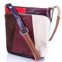 Женская кожаная сумка tunona sk2422-2 с ремнем