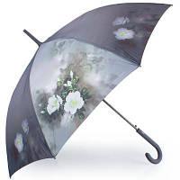 Зонт-трость женский  полуавтомат zest (ЗЕСТ) z21625-35