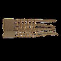 Жёсткий камербанд бронежилета Перун 3