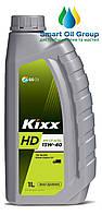 Моторное масло для дизельных двигателей KIXX HD CF-4/SG 15W-40 1л