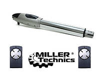 Автоматика для распашных ворот Miller Technics 4000