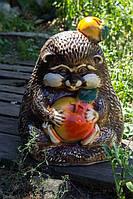 Садовая фигура Ёж большой, керамика