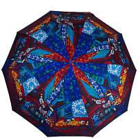 Женский автоматический зонт zest z23966-2061 на три сложения